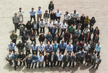 Science of Eradication: Malaria 2013 Group Photo